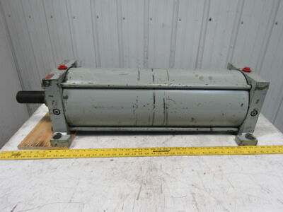 """Milwaukee 110-42-24S-1 Pneumatic Air Tie Rod Cylinder 10"""" Bore 22-1/4"""" Stroke"""