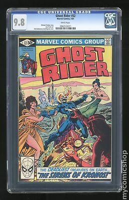 Ghost Rider (1973 1st Series) #52 CGC 9.8 0962533011