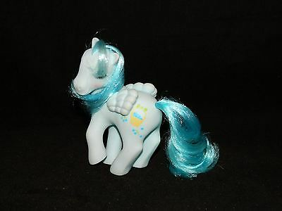 My Little Pony Vintage G1 Blueberry Baskets (Sweetberry Ponies) [60a]