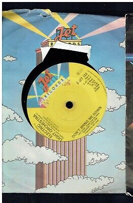 Electric Light Orchestra Don't Bring Me Down 45 1979