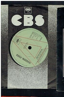 Hudson-Ford Are You Dancing Promo 45 1977