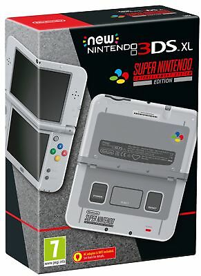 New 3DS XL: SNES Edition