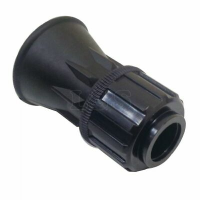 Nozzle Holder, 3 Parts, Black Finish Replacement for ST004/DS