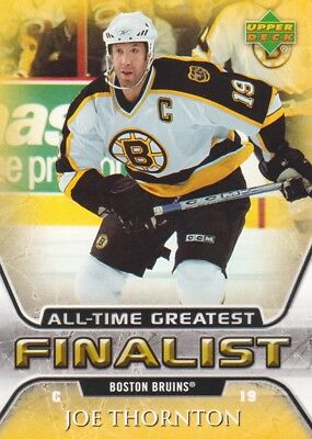 2005-06 Upper Deck All-Time Greatest Hockey Cards Pick From List