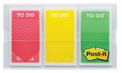 "Post-it Haftstreifen Index ""ToDo"", 25,4 x 43,2 mm, 3-farbig"