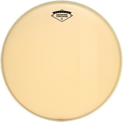 Aquarian Modern Vintage II Bass Drumhead with Felt Strip 20 in.
