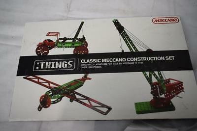 Classic Meccano Construction Set