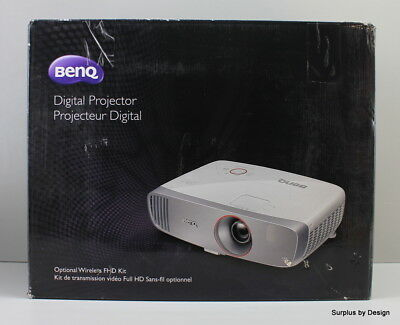 **New Open Box** BenQ HT2150ST Home Theatre Gaming DLP Projector - White