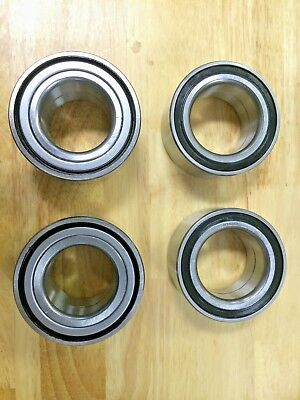 SET OF FOUR FRONT & REAR WHEEL BEARINGS POLARIS RANGER XP 700 EFI 500 570SP etc.