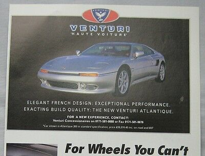 Venruri Atlantique Original advert