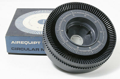 Airequipt Circular Slide Tray/83673