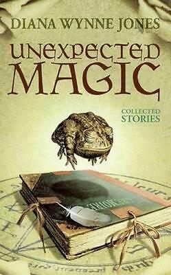 NEW Unexpected Magic By Diana Wynne Jones Paperback Free Shipping