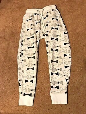 Rock Your Kids Bow Tie Pants Size 8