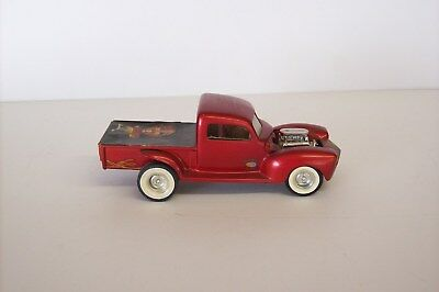 Vintage 1-Off Barris Type Custom Pickup, Parts Resto Junkyard 1/24 1/25 1960's