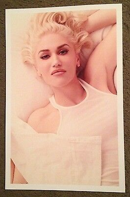 GWEN STEFANI This Is What The Truth Feels Like PROMO Lithograph Litho POSTER