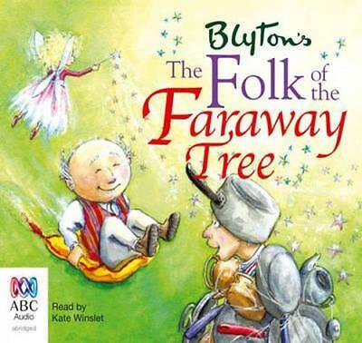 NEW The Folk of the Faraway Tree By Enid Blyton Audio CD Free Shipping
