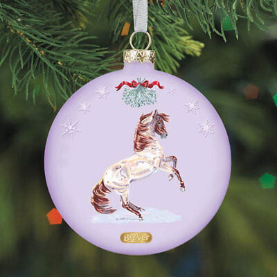 700815 Breyer Artist Signature Ornament – Mustang Holiday 2015 Collection NEW