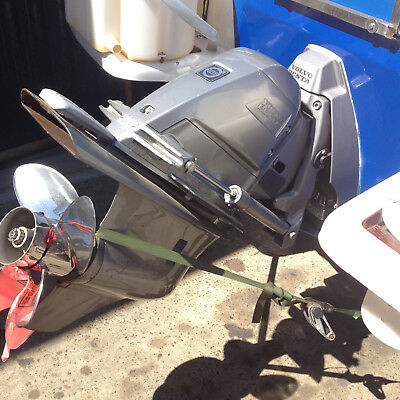 Volvo Penta 3 Litre GL Engine, SX-A Sterndrive Complete Runner Good Second Hand