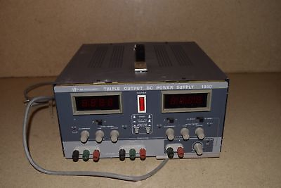 Bk Precision Triple Output Dc Power Supply 1660