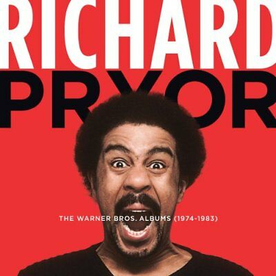 Richard Pryor - Warner Bros Albums 1974-1983 CD7 Wea NEW