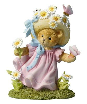 """Cherished Teddies """"daisy ~ Sunny Day"""" Butterflies 4051517  New  Free Shipping"""