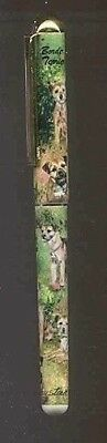 Quality Writing Pen BORDER TERRIER Rollerball Pen CLEARANCE