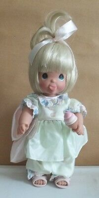 """Precious Moments 2004 """"double Dip Of Sweetness"""" 11"""" Doll - Nwt"""