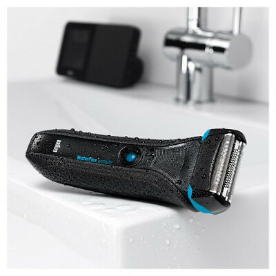 Braun WaterFlex Negro