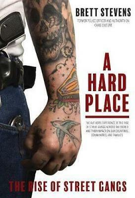 NEW A Hard Place By Brett Stevens Paperback Free Shipping