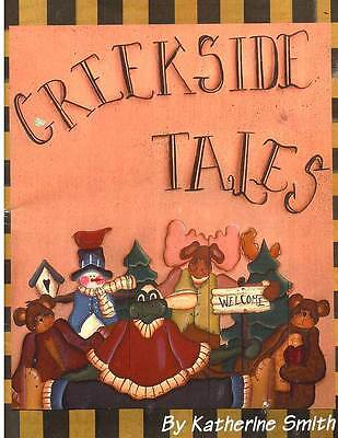 Painting Book - Creekside Tales