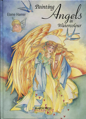 Painting  Book - Painting Angels In Watercolour