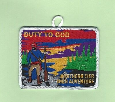 "Northern Tier - ""Duty To God"" Summer Patch"