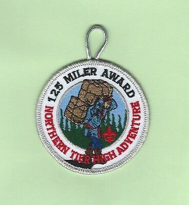 Northern Tier - 125 Miler Award Patch