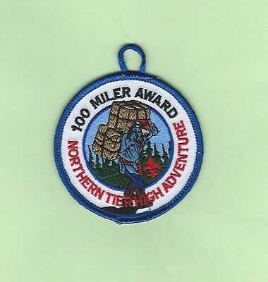 Northern Tier - 100 Miler Award Patch