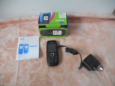 Vintage Nokia 1616 Mobile Phone + Charger + Original  Box