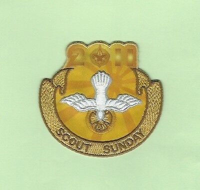 2011 Scout Sunday Patch