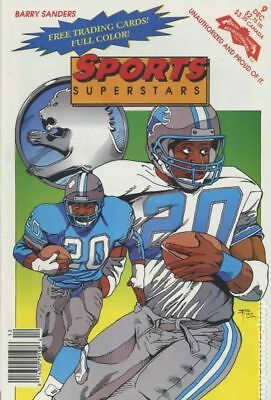 Sports Superstars Comics (1992) #9 VF