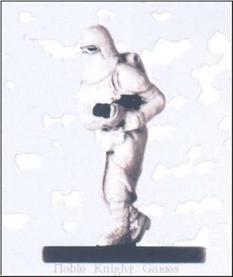 WOTC Star Wars Minis Force Unleashed Snowtrooper SW