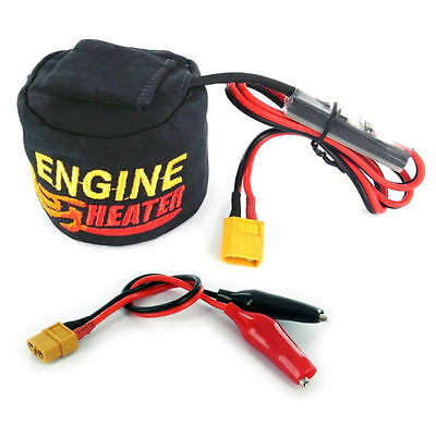 Electronic Nitro Engine Heater with timer and low voltage cut off SK-600066