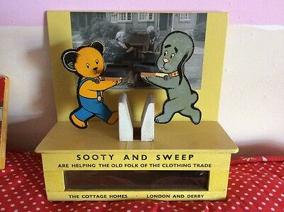 Sooty Vintage 60s Collection Box Very Rare