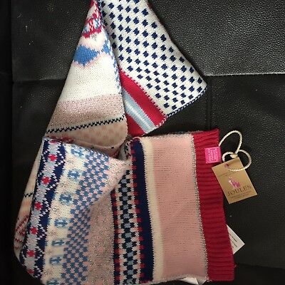 Joules Scarf Girls