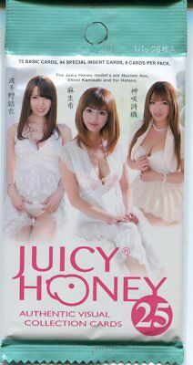 2014 JUICY HONEY COLLECTION VOL.25 - 1 x SEALED PACK