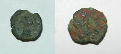 Ancient Greek Bronze Coin - Sicily
