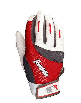 Franklin Batting Glove 2ND SKINZ - ADULT - Baseball Handschuh