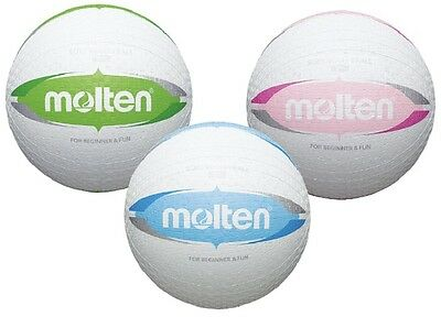 "BASIC Molten ""S2V1550"" Softvolleyball - Beachvolleyball 106268-"