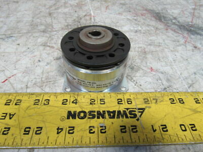 "Warner 5319-631-002 Model PB-250 6 V DC Flange Mount Brake 3/8"" Bore"