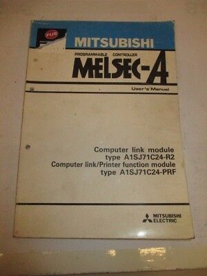 Mitsubishi Programmable Controller MELSEC-A User's Manual - Used Condition