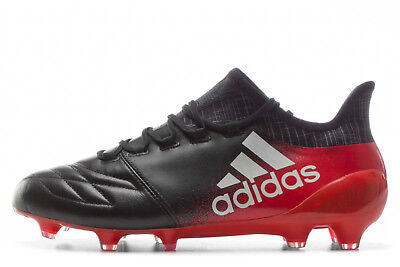 adidas X 16.1 Leather FG Football Boots Sports Training Workout Footwear