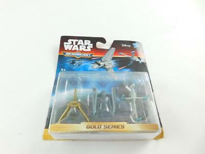 Disney Star Wars Gold Series Spielzeug Micromashines 3 Pack Actionfigur