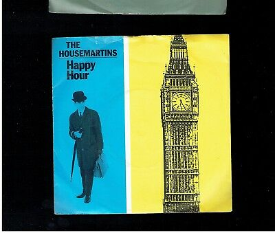 Housemartins Happy Hour Ps 45 1986